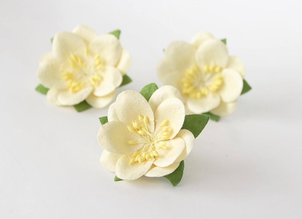 цветочки сакуры для скрапа